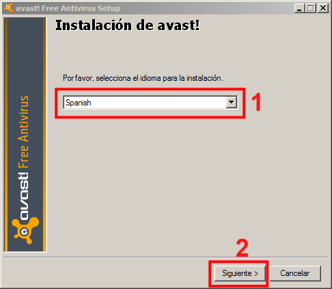 Instalación Avast 01
