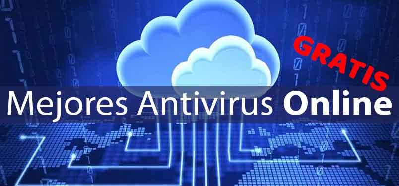 mejores antivirus online gratis